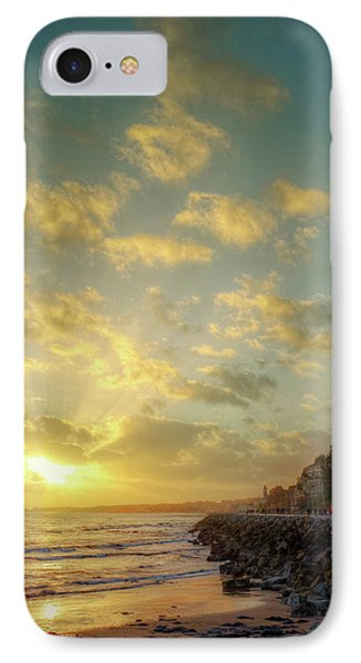 IPhone Case featuring the photograph Sunset In The Coast by Carlos Caetano
