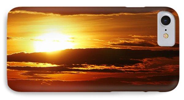 Sunset Phone Case by Michal Boubin