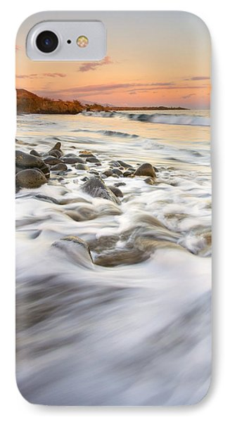 Sunset Tides IPhone Case by Mike  Dawson