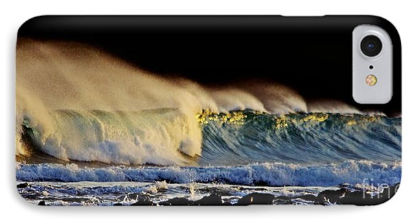 Surfing The Island #2 Phone Case by Blair Stuart