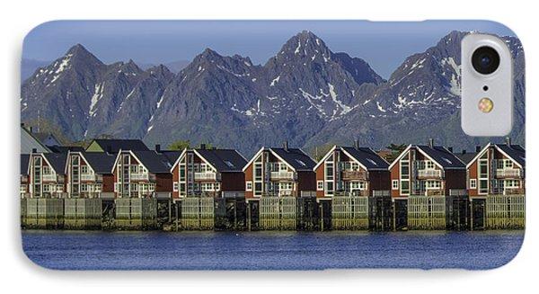 Svolvaer Norway IPhone Case