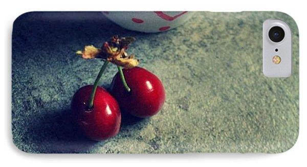 Sweet Couple IPhone Case by Marija Djedovic