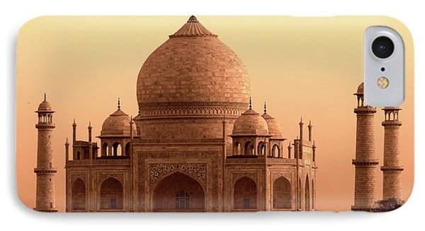 Taj Mahal IPhone Case by Aidan Moran