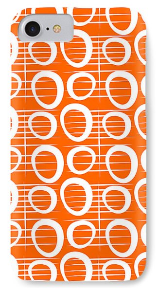Tangerine Loop IPhone 7 Case