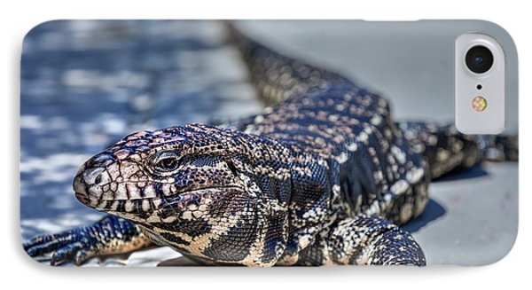 Tegu IPhone Case by Joana Kruse