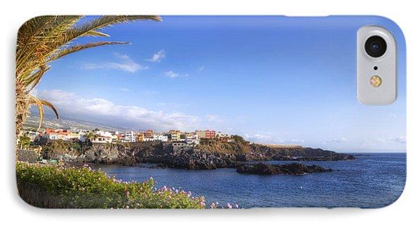 Canary iPhone 7 Case - Tenerife - Alcala by Joana Kruse