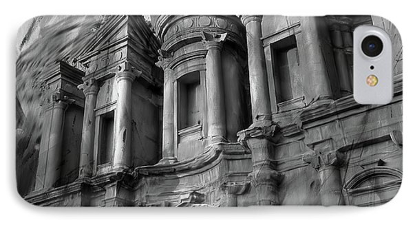 The Ancient Treasury Petra IPhone Case by Gull G