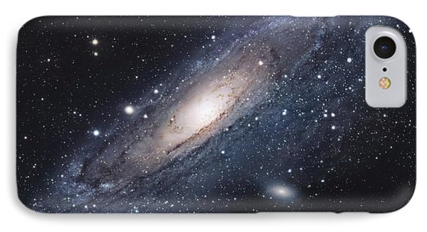 The Andromeda Galaxy IPhone Case