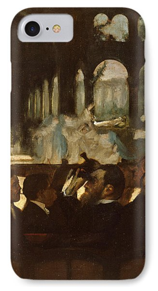 IPhone Case featuring the painting The Ballet From Robert Le Diable by Edgar Degas