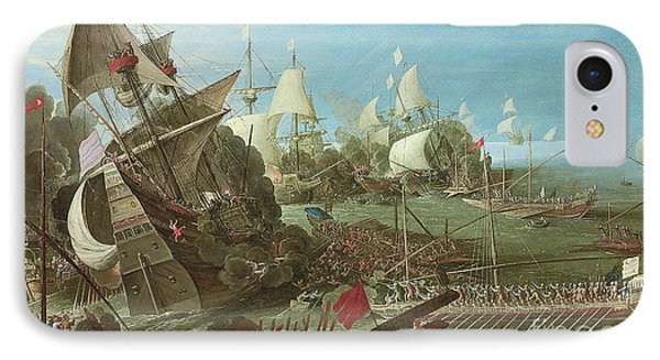 The Battle Of Lepanto IPhone Case