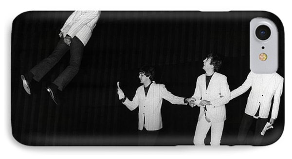 The Beatles, 1964 Phone Case by Granger