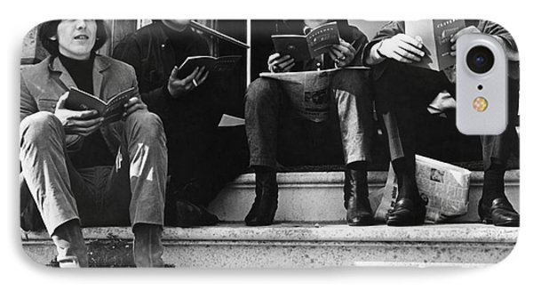 The Beatles, 1965 IPhone Case by Granger