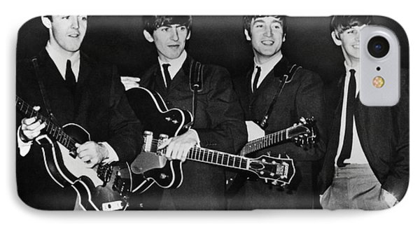 The Beatles IPhone Case by Granger