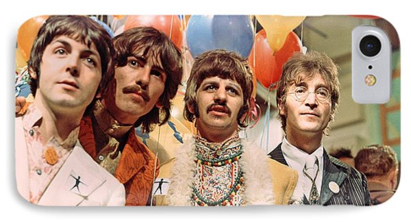 The Beatles Sgt. Pepper Release Party IPhone Case