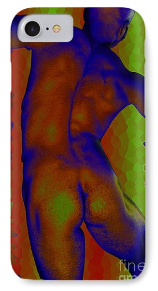 The Dance IPhone Case by Robert D McBain