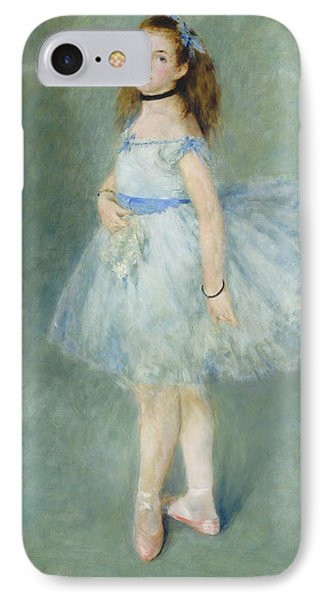 The Dancer IPhone Case by Auguste Renoir