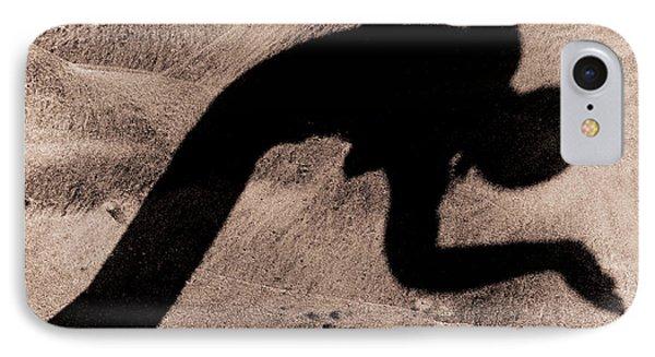 The Dancer IPhone Case by Michael Mogensen