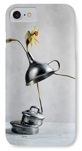 The Dancer IPhone Case by Nailia Schwarz