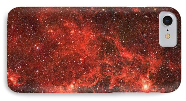 The Dragon Fish Nebula IPhone Case
