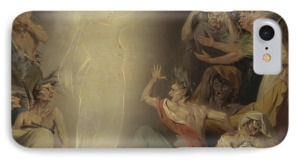 The Ghost Of Clytemnestra Awakening The Furies IPhone Case