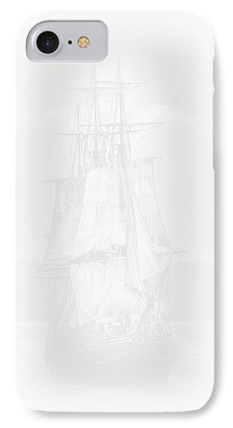 The Ghost Ship IPhone 7 Case by David Patterson