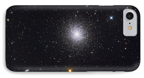 The Great Globular Cluster In Hercules Phone Case by Roth Ritter
