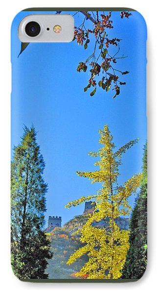 The Great Wall Of China. IPhone Case