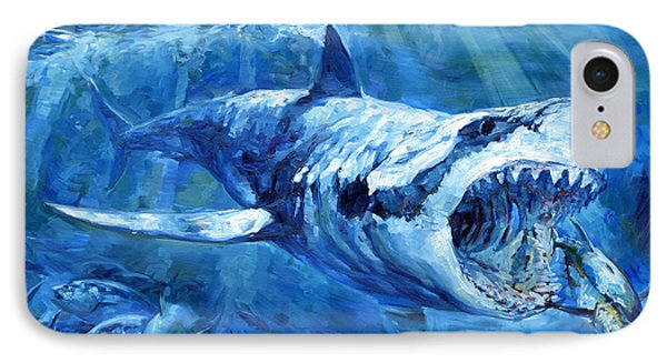 The Hunt IPhone Case by Tom Dauria