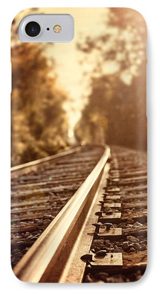 The Journey Phone Case by Lisa Russo