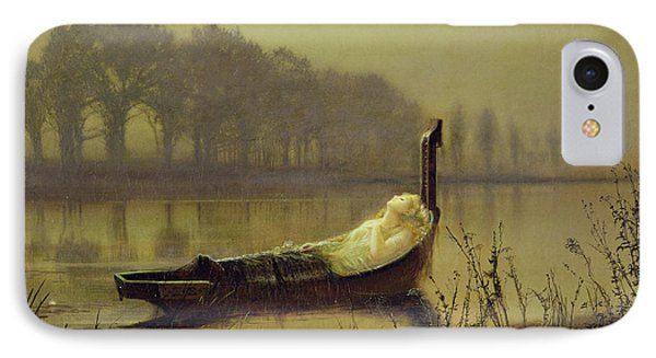 The Lady Of Shalott IPhone Case