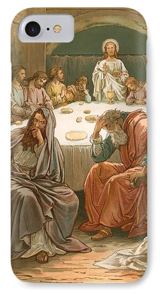 The Last Supper IPhone Case by John Lawson