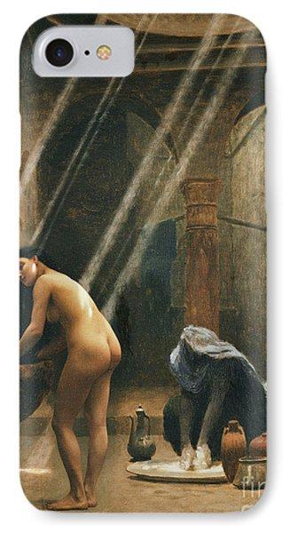 The Moorish Bath IPhone Case
