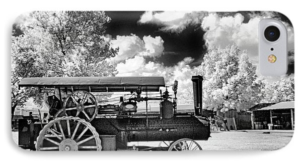 IPhone Case featuring the photograph The Old Way Of Farming by Paul W Faust - Impressions of Light