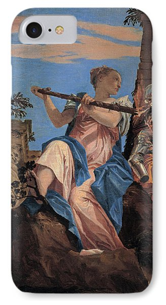 The Peace IPhone Case by Paolo Veronese