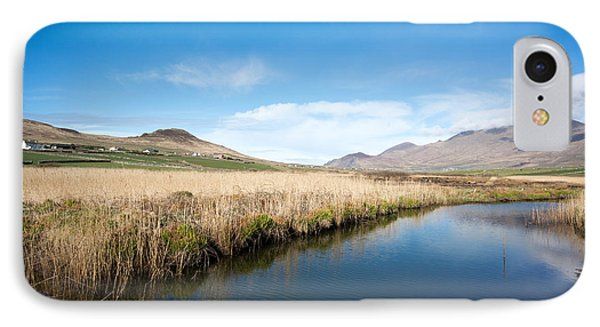 The River Feoghanagh IPhone Case
