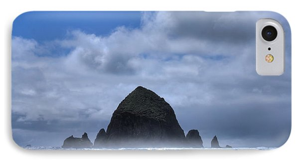 IPhone Case featuring the photograph The Rock by David Patterson