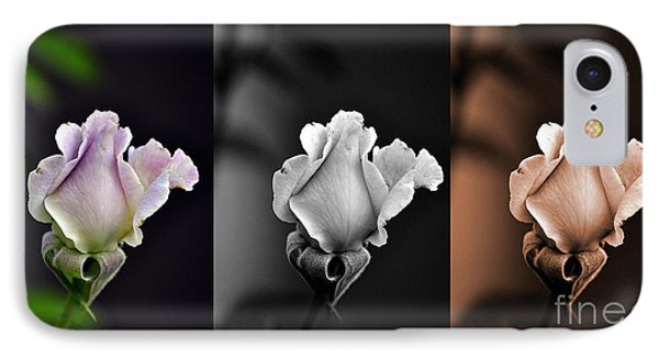 The Rose Phone Case by Clayton Bruster