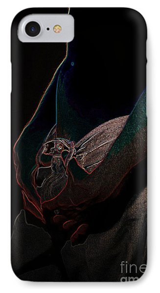 The Shadow IPhone Case by Robert D McBain