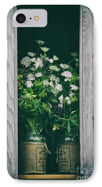 The Shed IPhone Case by Tim Gainey