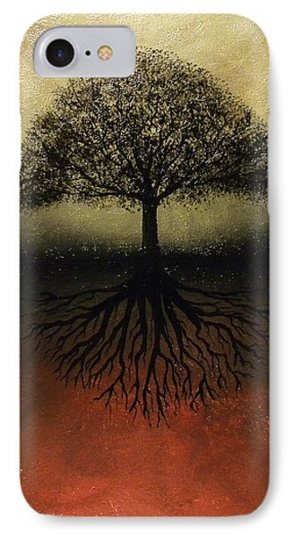The Tree Of Life IPhone Case by Edwin Alverio