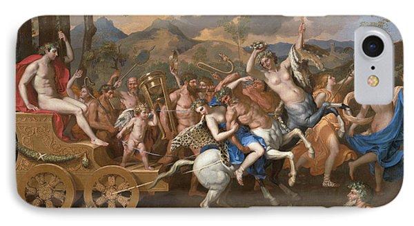 The Triumph Of Bacchus IPhone Case