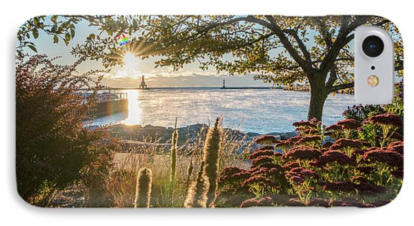 The View IPhone Case by James Meyer