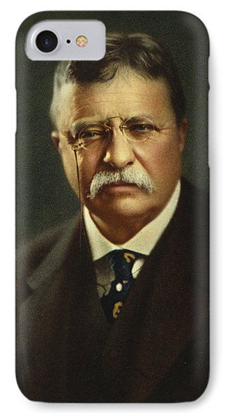 Theodore Roosevelt - President Of The United States IPhone Case by International  Images