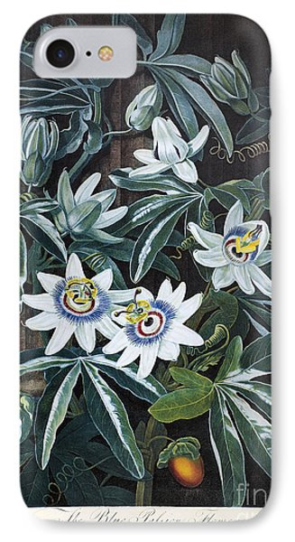 Thornton: Passion-flower Phone Case by Granger