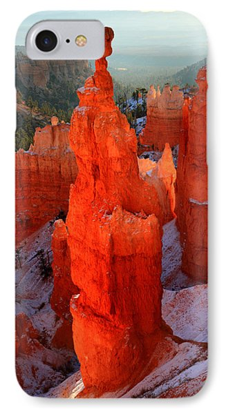 Thor's Hammer In Bryce Canyon Phone Case by Pierre Leclerc Photography