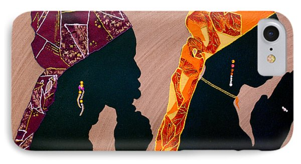 Thought And Prayer Phone Case by Kayon Cox