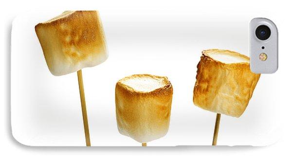 Toasted Marshmallows IPhone Case by Elena Elisseeva