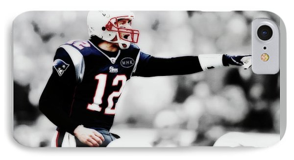 Tom Brady Air Traffic Controller IPhone Case