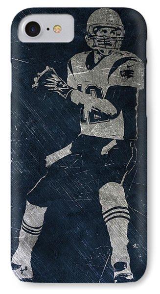 Tom Brady Patriots 2 IPhone Case