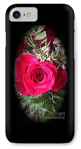 True Love IPhone Case by Becky Lupe